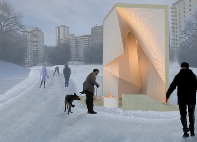 Warming Huts Competition