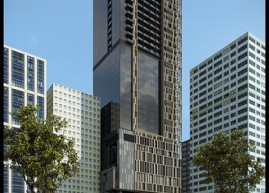 World Hotel Residences Manila