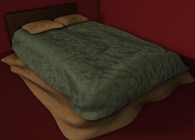 Comfy Bed