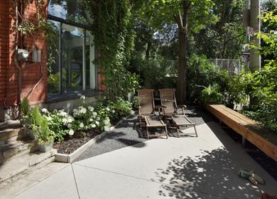 First Avenue Garden