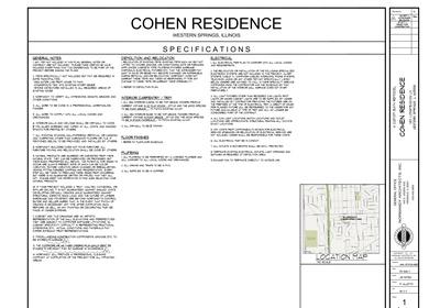 Cohen Bathroom Remodel