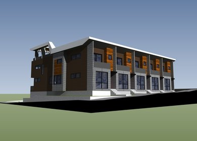 Laird Hill Town Homes
