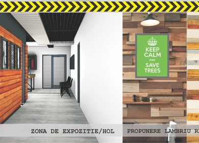 administrativ interior design