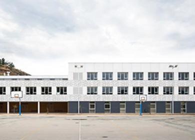 CEIP El Morrot - SVArquitectura _Santiago Vives