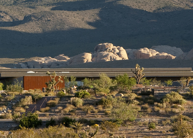Red Rock Canyon Visitor Center Complex