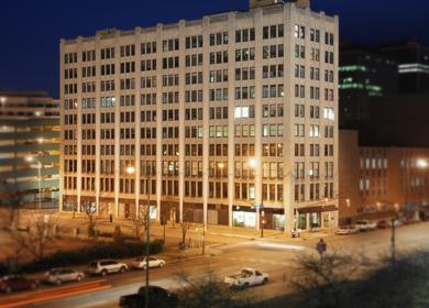 333 North Pennsylvania - The American Building