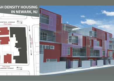 Low Rise High Density Housing