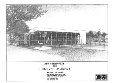 Gymatorium for Gulliver Academy