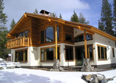 Squaw Valley Residence, Lake Tahoe, California