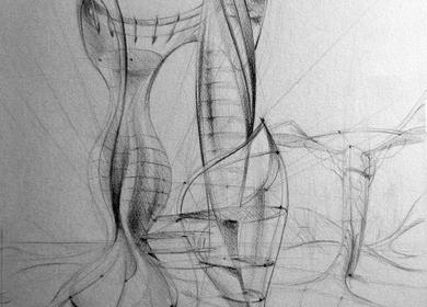 skyscraper sketches