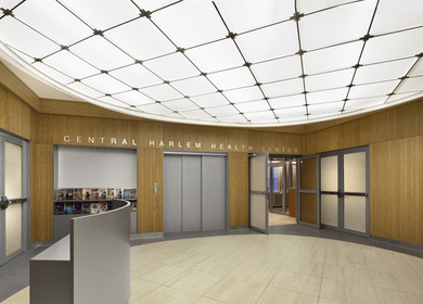 Central Harlem Health Center