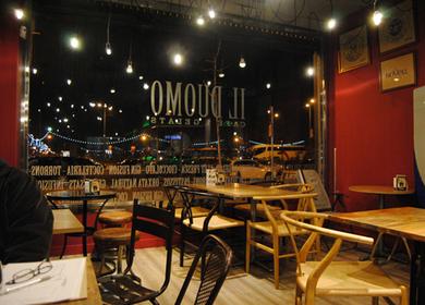 ILDUOMO Coffee Shop