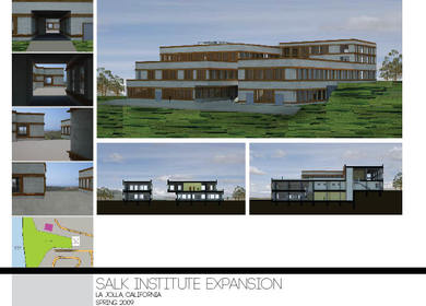 Salk Institute Expansion Project