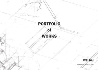 Portfolio of Work - Undergraduate Studio