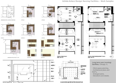 Long term care facility, Uchida Kolacz Design