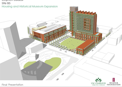 Greensboro Housing and Historical Museum Expansion