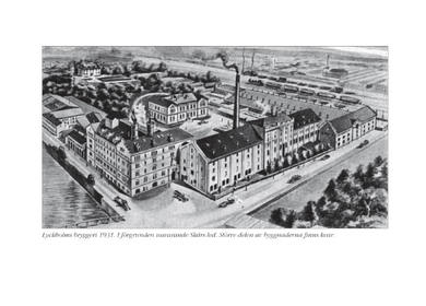 Defying time- Lyckholm brewery transformation