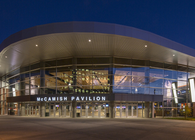 McCamish Pavilion at Georgia Tech
