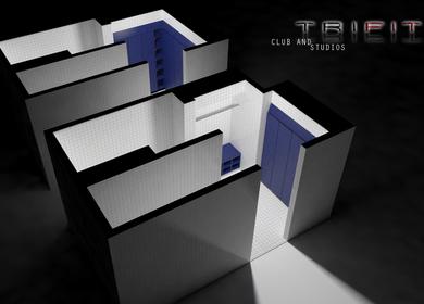 Locker Installation at TriFitLa