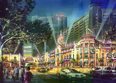 """Tropicana Resort & Casino """"The Quarter"""""""