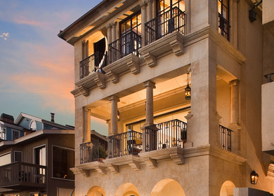 Newport Beach Private Residence