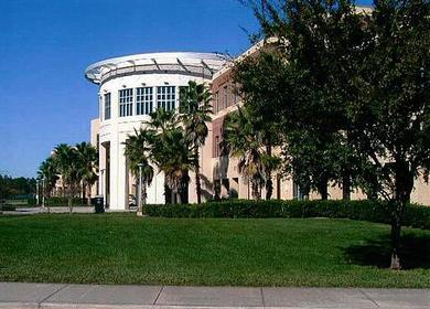 University of Central Florida, Public Relations Building