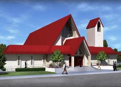 St. Malachy Church Renovation