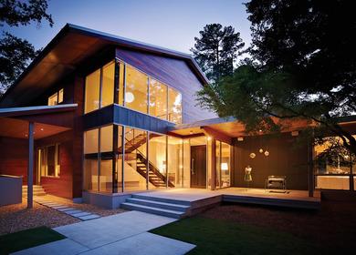 Ferguson/Crowther Residence