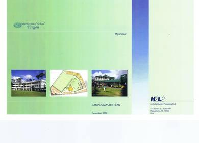 H2L2,(Master Plan) Yangoon International School , Myanmar