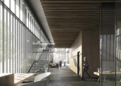 Valls+Mosquera Arquitectes - Habitatges PMH Barcelona