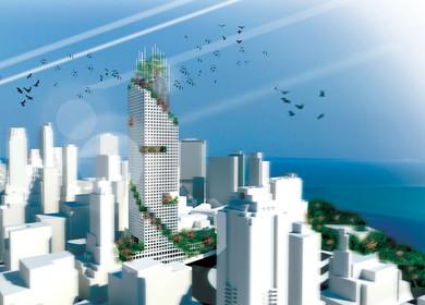 New York Sustainable tower