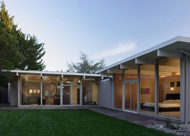 H Plan Eichler Extension