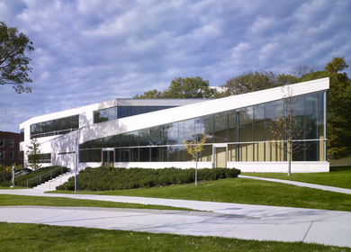Carl and Ruth Shapiro Admissions Center, Brandeis University