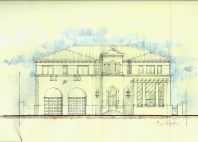 Garcia Montes Residence