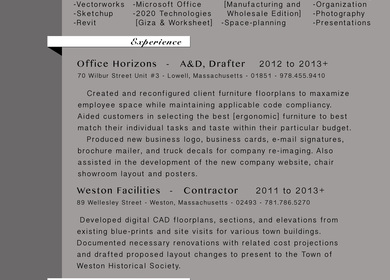 2013 Updated Resume