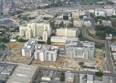 LAC+USC Medical Replacement Center