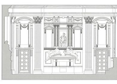 2004-Research - Medici Chapel Interior