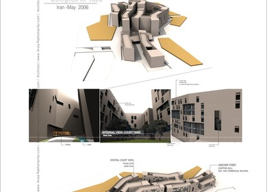 Yazd Residential Competition