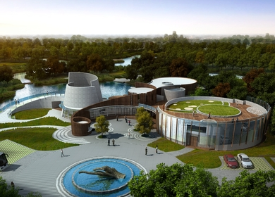 Ningbo Botanical Garden Theater