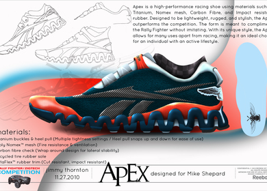 Reebok Competition Entry