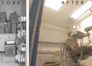 Riverside County Office of Education Dental Lab Remodel