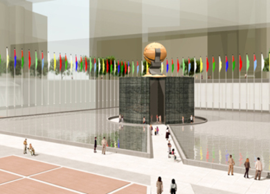 WTC Site Memorial Competition