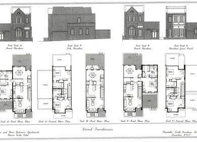2007-Design Locust Townhouses