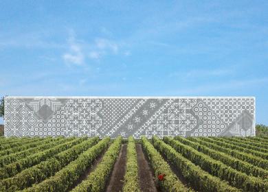 Hacienda Branca Winery competition entry
