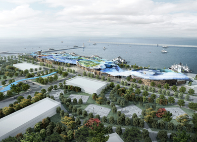 PORT OF KINMEN PASSENGER SERVICE CENTER