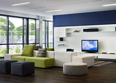HP Executive Briefing Center