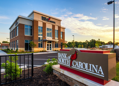 Bank of North Carolina, Stratford Road Location