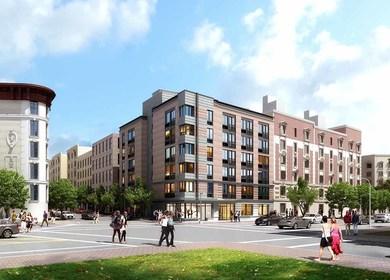 BRP DTH Development New Building Project