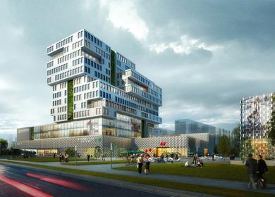 Nanjing Tech G56 Complex
