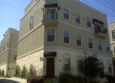 Townhouse Complex